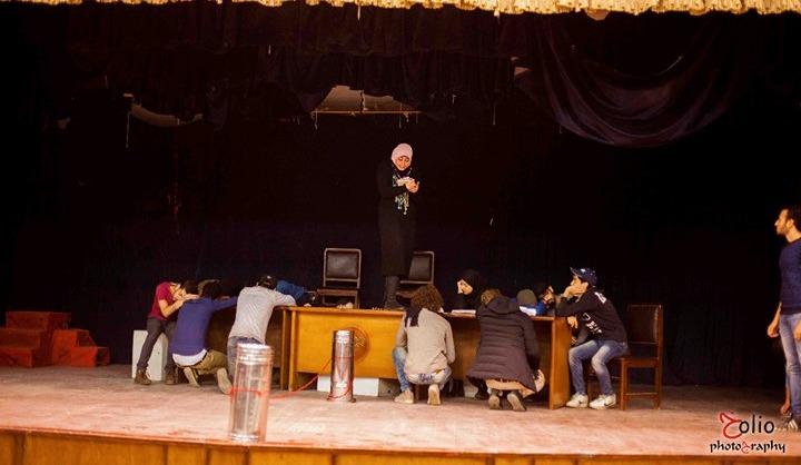 منتخب جامعة الزقازيق المسرحي يشارك بمسرحية «حرب الصفارات» في مهرجان إبداع6