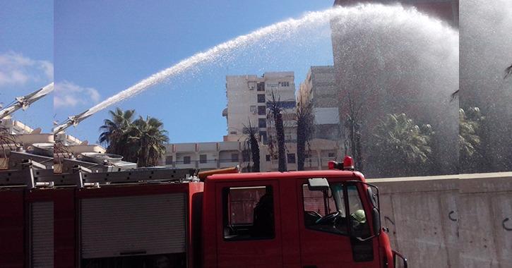 رئيس جامعة المنصورة: إصابة 5 عاملين في انفجار المستشفى الرئيسي