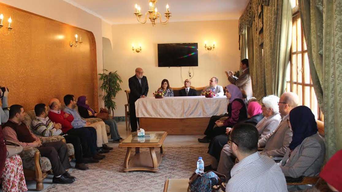 جامعة عين شمس تحتفل بصدور أول كتاب عالمي عن الجغرافيا في مصر