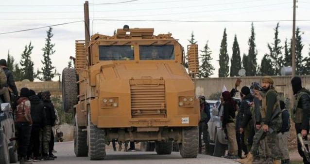 بـ« F16 و50 شاحنة دبابات».. تركيا تستعد لاجتياح منبج السورية
