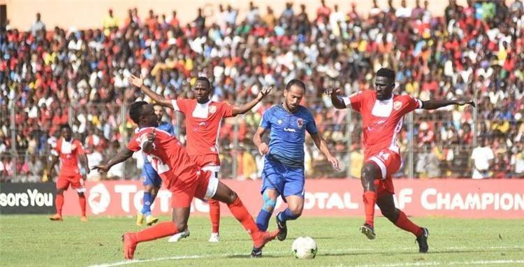 شاهد ملخص وأهداف مباراة الأهلي وسيمبا التنزاني