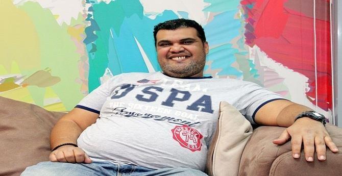 وصلة سخرية طويلة لرامز جلال من شكل جسم أحمد فتحي