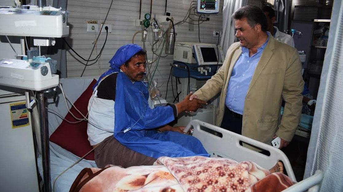 رفع حالة الطوارئ في مستشفيات جامعة بنها