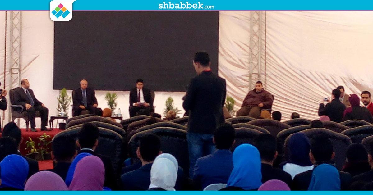 مستشار وزير التعليم العالي: يوجد خط مفتوح بين الاتحادات الطلابية وجميع الوزارات