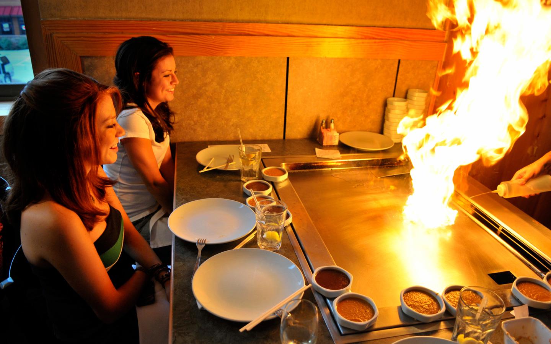 مطعم شوجن الياباني