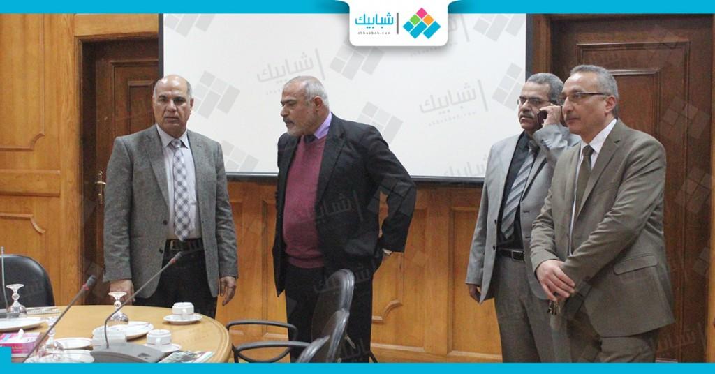 رئيس جامعة كفر الشيخ 4
