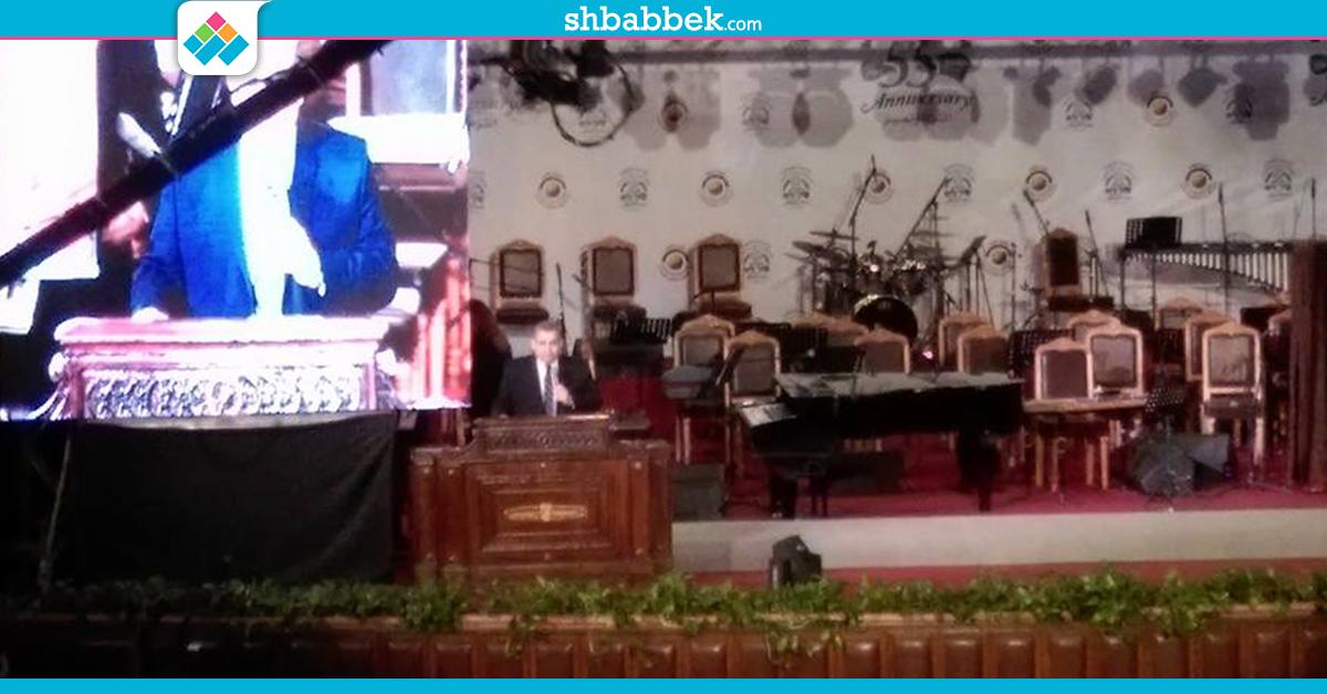 وزير-التعليم-العالي-بسياسة-القاهرة